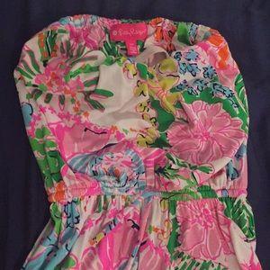 Lilly Pulitzer x Target size S maxi dress